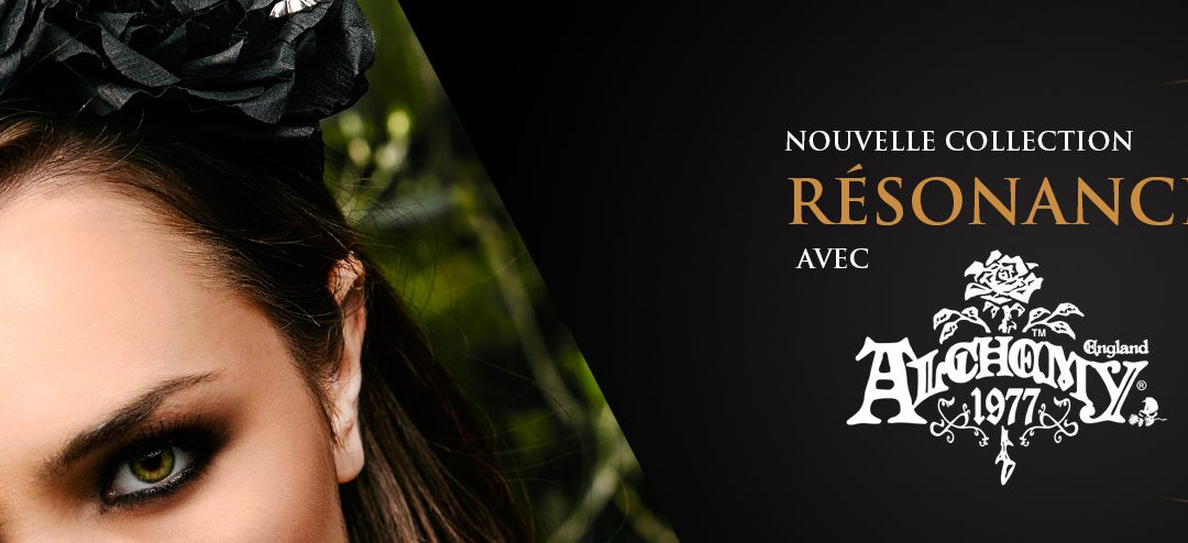 Nouvelle collection « Résonance » enfin disponible !