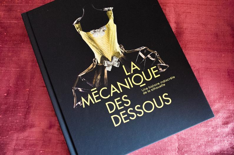 Livre « La mécanique des Dessous » – Denis Bruna