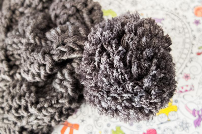 Tutoriel pour pompon de laine