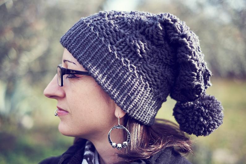 Je veux un bonnet ! Avec un pompon…
