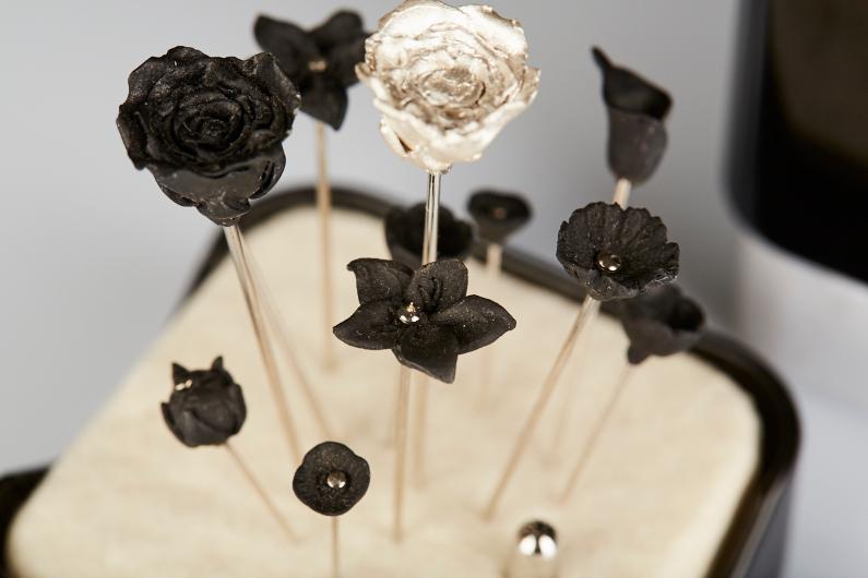 Bouquet d'épingles – L'Accent du M – Bohin
