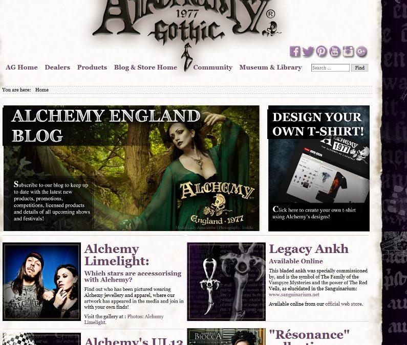Alchemy Gothic aime la collection Résonance