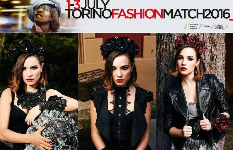 Manuela Biocca au Torino Fashion Match – Torino Fashion Week!
