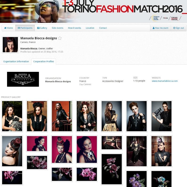 Profile fashion week compo blog