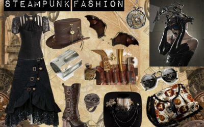 Look – Steampunk fashion