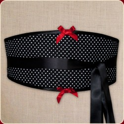 Ceinture Obi Pin-up