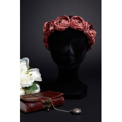 Couronne de roses Ghirlandata