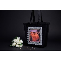 Tote bag June Flamboyante