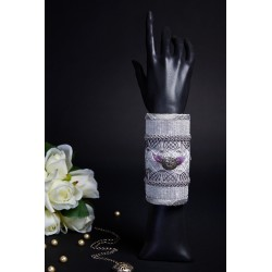 Bracelet Manchette Arachné (Grand)