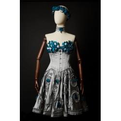 Costume Reine des Roses