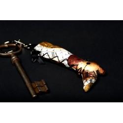 Porte-clés Botte Victorienne Machinarium (Horloges Antiques)