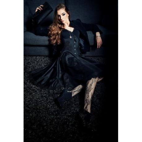 Skirt Orchidée Noire