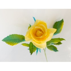 Small Yellow Rose