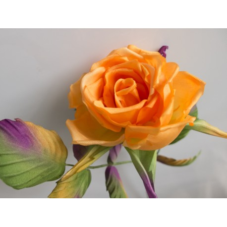Small Yellow Rose