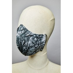 Dark Forest Mask