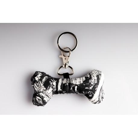 Bone Key Ring – Pastoral