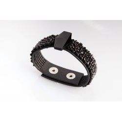 Nox Embroidered Bracelet – Small Model