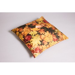 Oak Tree leaves Pillow Cover