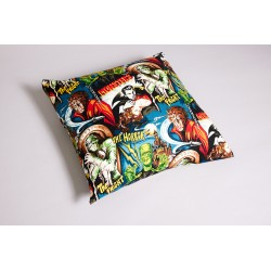 B-Monsters Pillow Cover