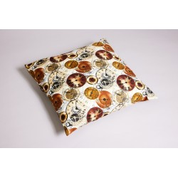 Steampunk Pillow Cover