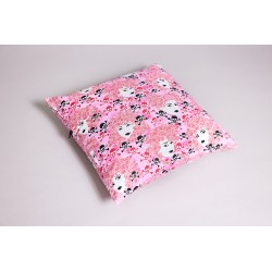 Pretty in Punk Pillow Cover