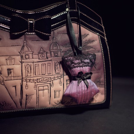Corsets Bag Charm Titania