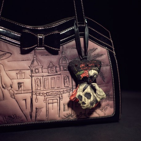 Corset Bag Charm Tattoo