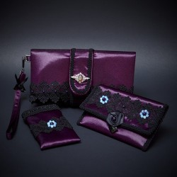Evening clutch bag Prestige (set)