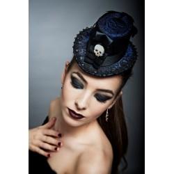 Victorian Hat Curiosité - Purple