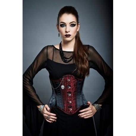 4dfdb6276f8 Brocade underbust - designer corset