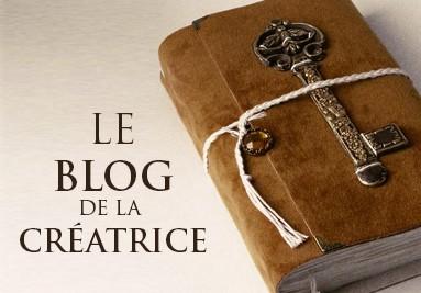 Le Blog de la créatrice