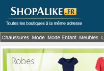 ShopAlike.fr fait peau neuve!