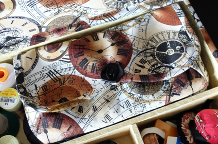 boite couture steampunk