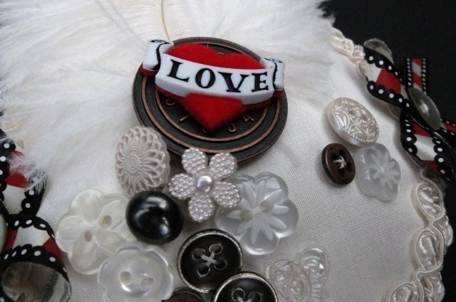 Un bibi rock pour un mariage !