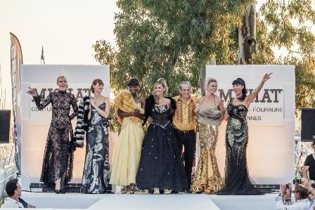 Défilé Michat au Cannes Croisette Show !