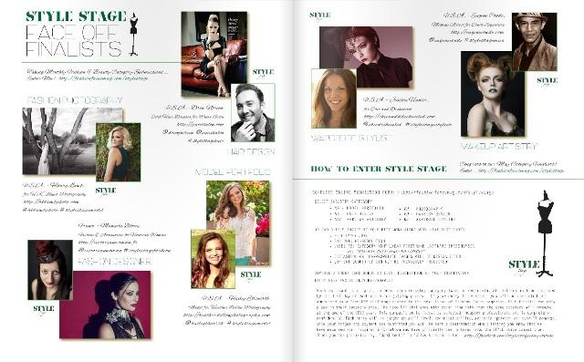 Publication Fashion faces 8 juin 2013 2 VW Finaliste BLOG