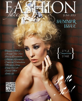 Concours Style Stage – Magazine Fashion Faces
