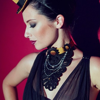"Collier ""Steampunk"""