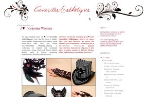 Curiosités Esthétiques parle de Victorian Woman