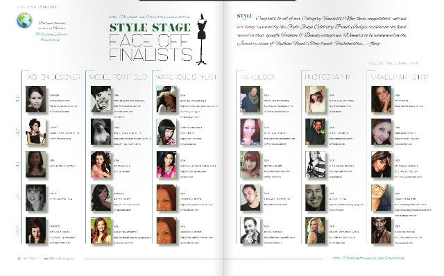 finalistes de diff categories