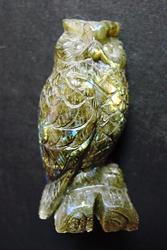 La labradorite, pierre de grande protection
