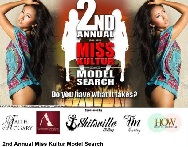 Sponsoring Kultür Magazine – Election de Miss Kultür 2014