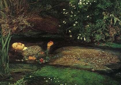 ophelia- Millais