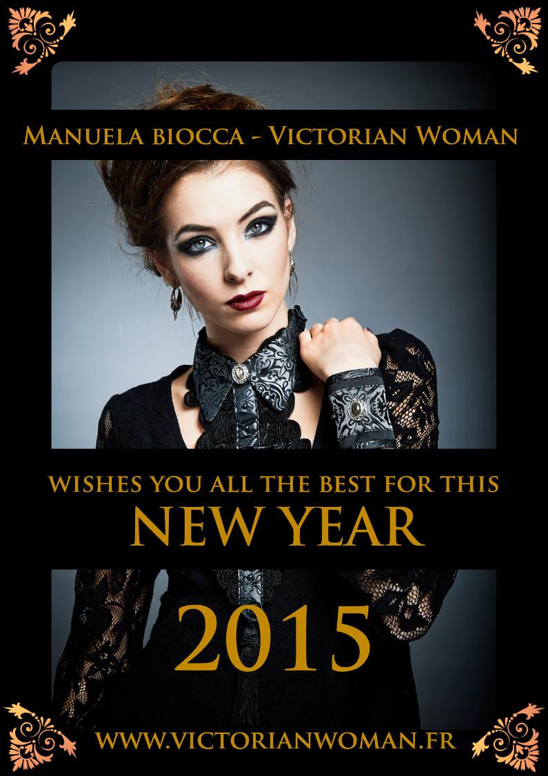 meilleurs voeux 2015GB