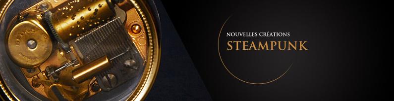 Nouvelles crea steampunk Blog