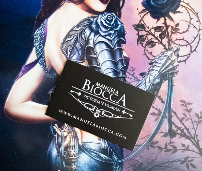 Event ! Manuela Biocca Designs and Alchemy Gothic united for an upcoming collection