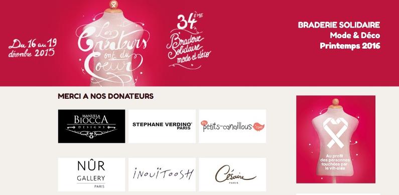 Marques donateurs Arcat 2016 BLOG