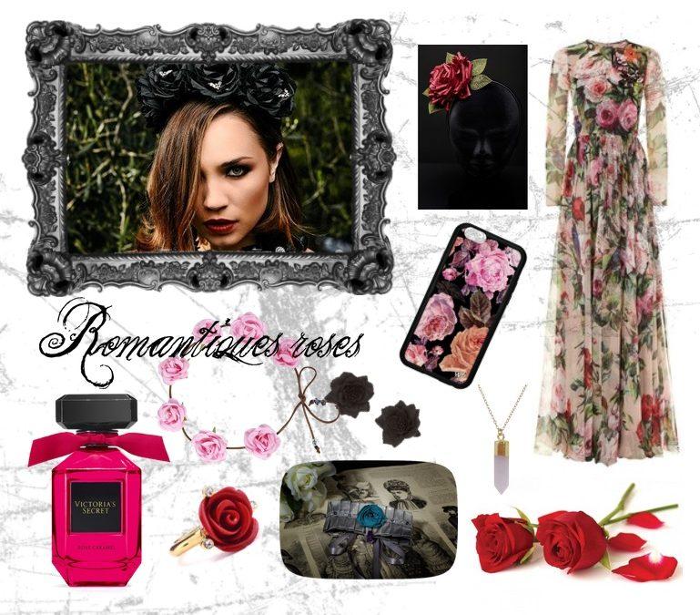 Look – Roses Romantiques