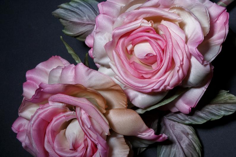 Tendre rose – Résultat