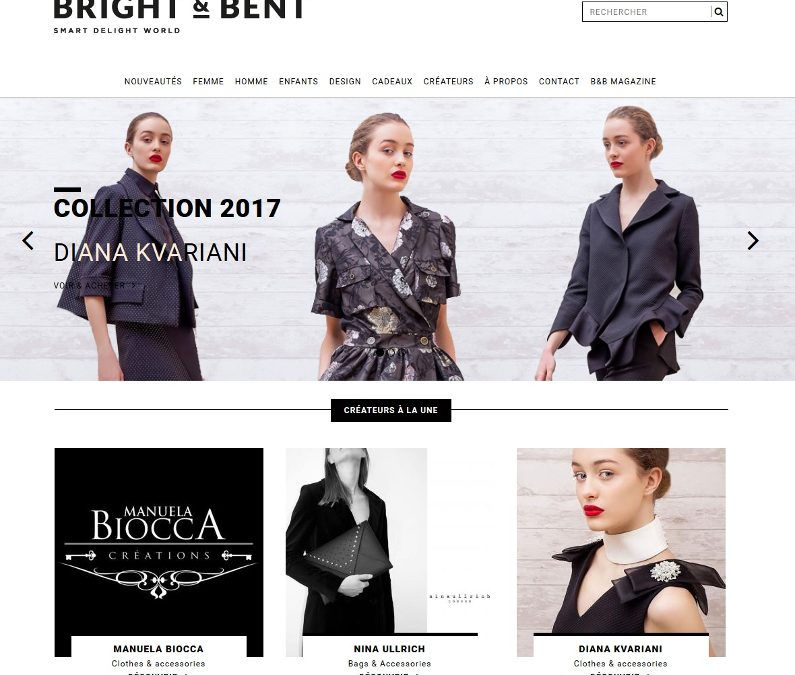 Manuela Biocca Créations available at Bright & Bent